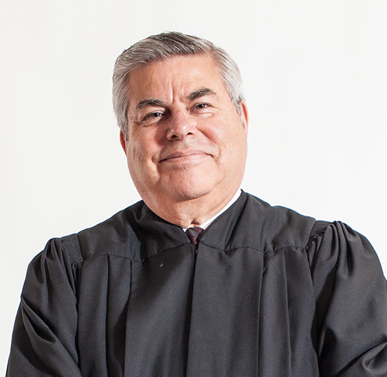 Photo of Presiding Justice James Ardaiz (ret.)